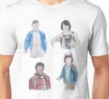 Stranger Things Watercolor 1 Unisex T-Shirt