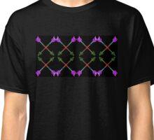 Neon Warriors Arrow In BLK Classic T-Shirt