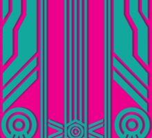 Cyberpunk Pattern 2 Sticker