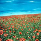 Poppyfield by Rob Mitchell