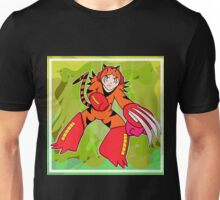 Megaman Tiger Suit Design Unisex T-Shirt