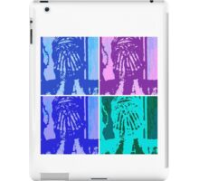 Warhol Inspired Angel Statue Cosplay  iPad Case/Skin