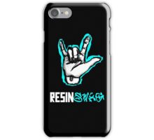 ResinSwag BJD Hand Blue iPhone Case/Skin