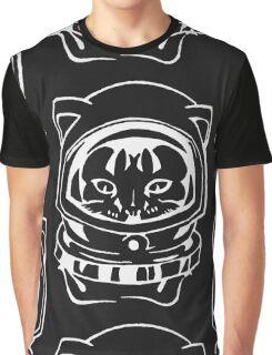 SPACE CAT SMARTPHONE CASE (Graffiti) Graphic T-Shirt