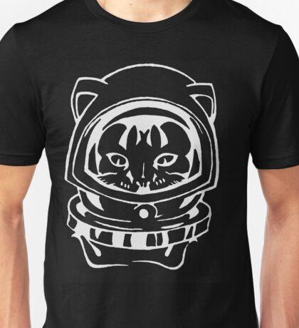 SPACE CAT SMARTPHONE CASE (Graffiti) Unisex T-Shirt