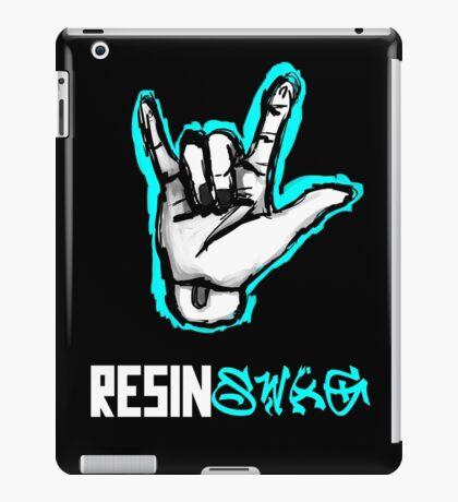 ResinSwag BJD Hand Blue iPad Case/Skin