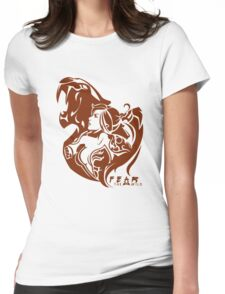 Nidalee Womens Fitted T-Shirt