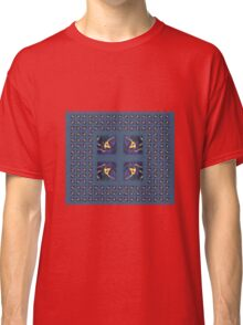 Abstract 0014d Classic T-Shirt