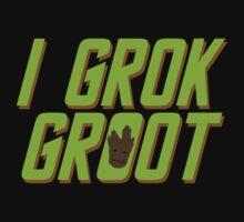 I Grok Groot by bplavin