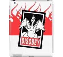 DISOBEY | Charizard iPad Case/Skin
