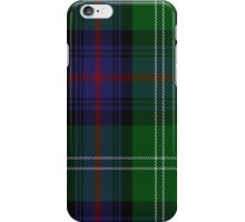 00072 Sutherland Clan Tartan  iPhone Case/Skin
