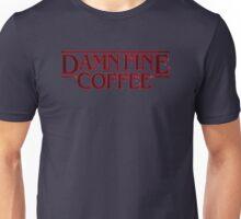 Fine Coffee Unisex T-Shirt