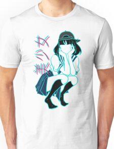 Girl+ [without bandaid] Unisex T-Shirt