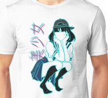 Girl+ [without bandaid] Unisex T-Shirt