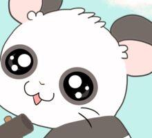 Panda Hamtaro Sticker