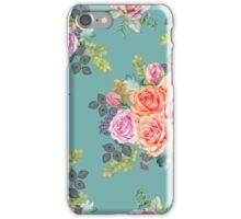 Floral pattern 2 iPhone Case/Skin