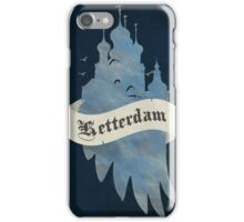 Ketterdam from Six of Crows iPhone Case/Skin