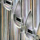 Organ Pipes by joeyartist