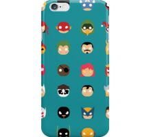 Super Alphabet! iPhone Case/Skin