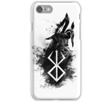 The Beast of Darkness iPhone Case/Skin