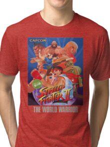 Frank Ocean - Street Fighter Tri-blend T-Shirt