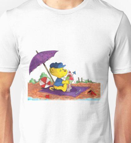 Ferald's Ice-Cream Beach Delight. T-Shirt