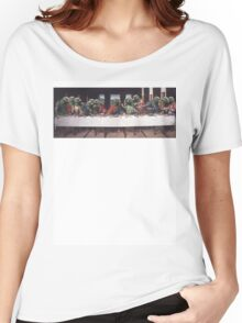 The Last Supper in NYC Women's Relaxed Fit T-Shirt