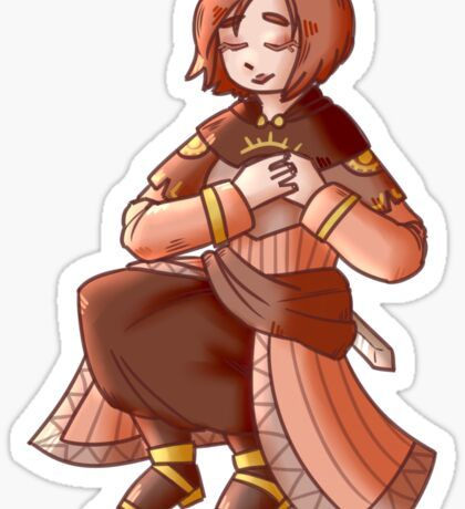 Leliana Sticker Sticker