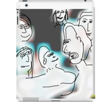 The Comedy Situation iPad Case/Skin