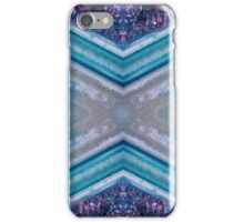 agate sparkle iPhone Case/Skin