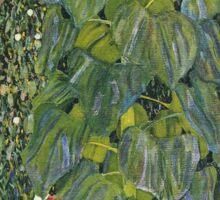 Gustav Klimt - The Sunflower 1907 Sticker
