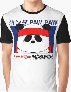Panda (Hadouken) Graphic T-Shirt