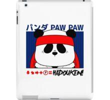 Panda (Hadouken) iPad Case/Skin