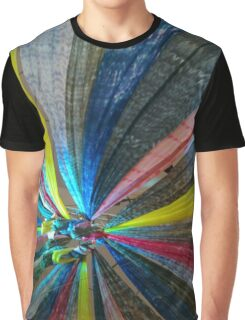 rainbow colours Graphic T-Shirt
