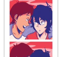 Klance Photobooth Strip Sticker