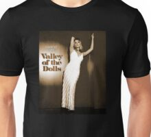 VALLEY OF THE DOLLS SHARON TATE AS JENNIFER POSTER VERSION  Unisex T-Shirt