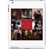 Doctor Who - Ninth Doctor and Donna Noble AU iPad Case/Skin