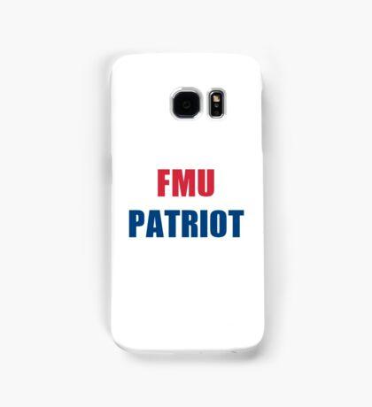 fmu patriot Samsung Galaxy Case/Skin