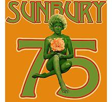Sunbury 75 Shirt Photographic Print