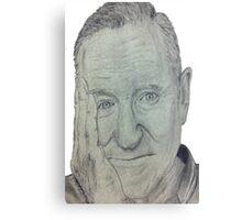 Robin Williams Metal Print
