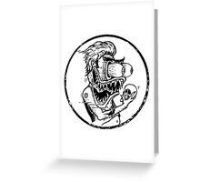 Roth's Hamlet Greeting Card