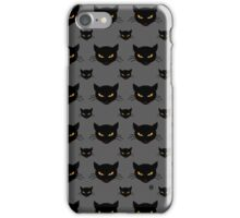 Evil Kitty iPhone Case/Skin