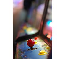 Back to the arcade Photographic Print