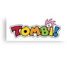 Tombi Tomba Canvas Print