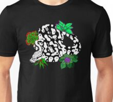 Dark Side Ball Python Unisex T-Shirt