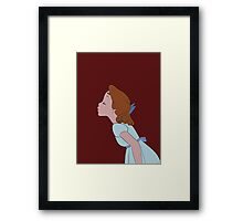 Oh, Well, I'll Show You Framed Print