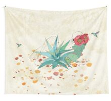 The Poetry of the Earth Wall Tapestry