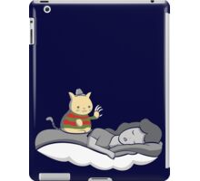 Freddy Cat-grr iPad Case/Skin