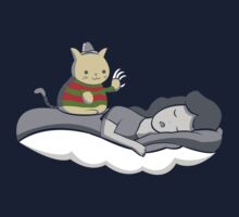 Freddy Cat-grr by Calvin Bremer