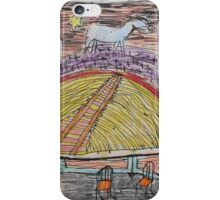 soul mountain iPhone Case/Skin
